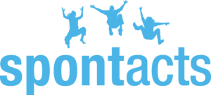 Logo Spontacts Rgb Blue