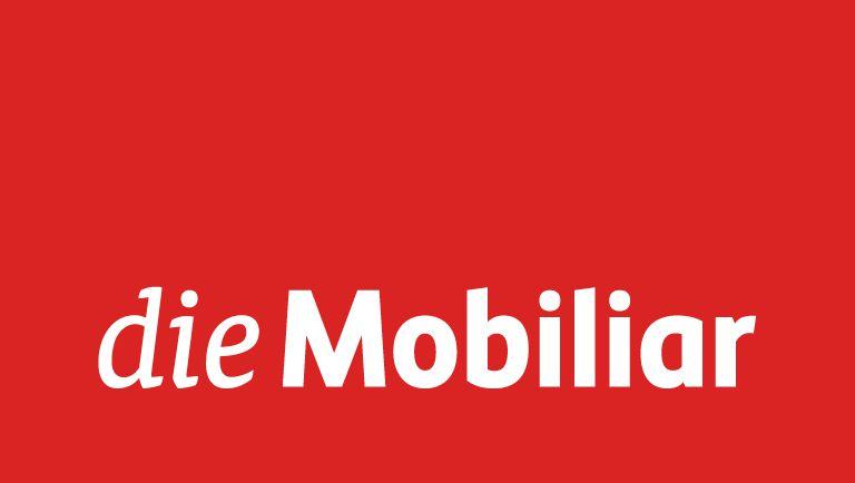 Mobiliar Logo Weiss Auf Rot