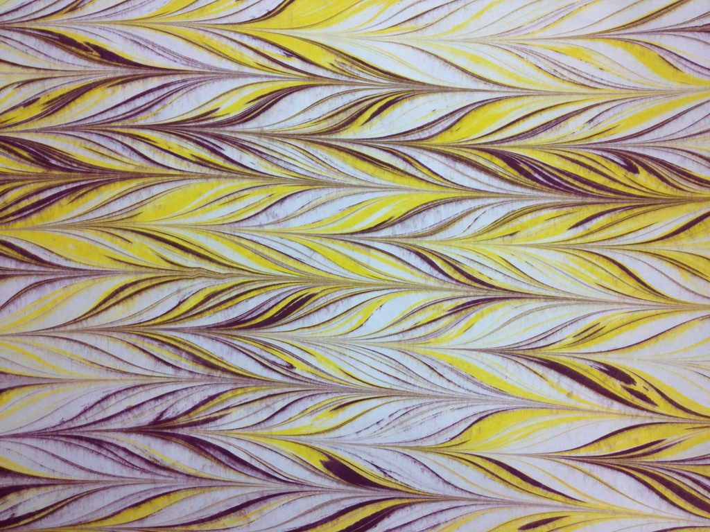 Buntpapier Marmorpapier (2) Kompr